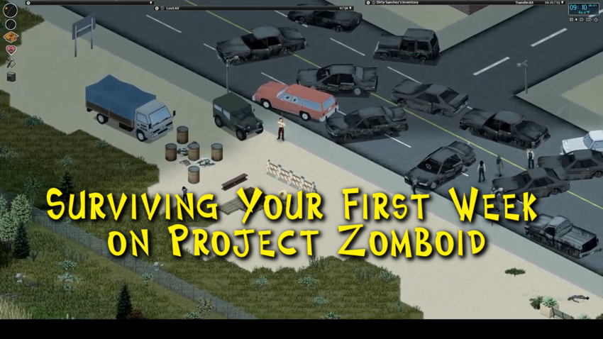 Project Zomboid Tips For Beginners Drunkonlife Net